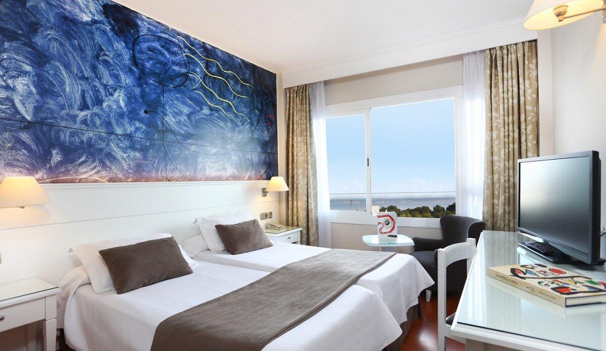 New Joan Miro inspired hotel in Mallorca