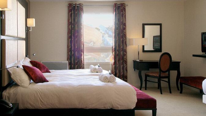 Hotels La Plagne