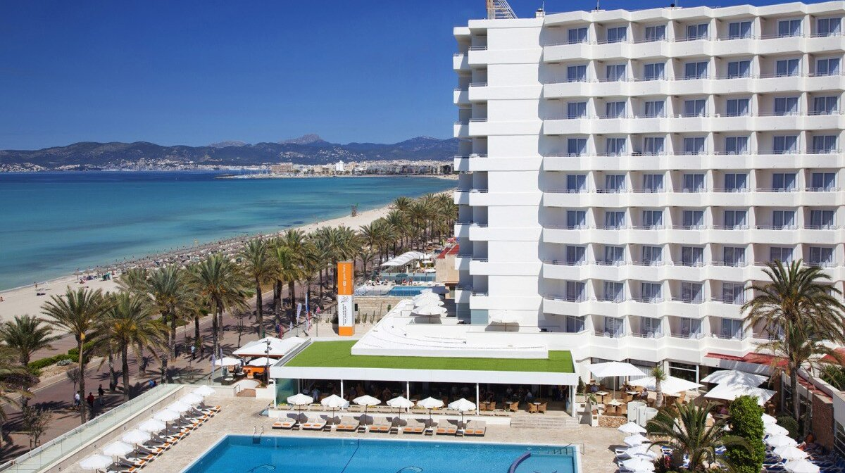 Gran Fiesta Hotel Playa De Palma Seemallorca Com