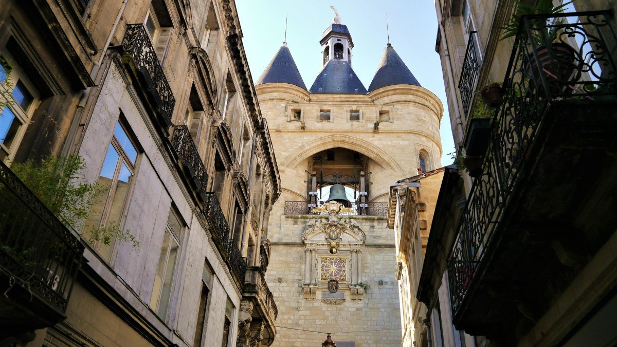 History Bordeaux