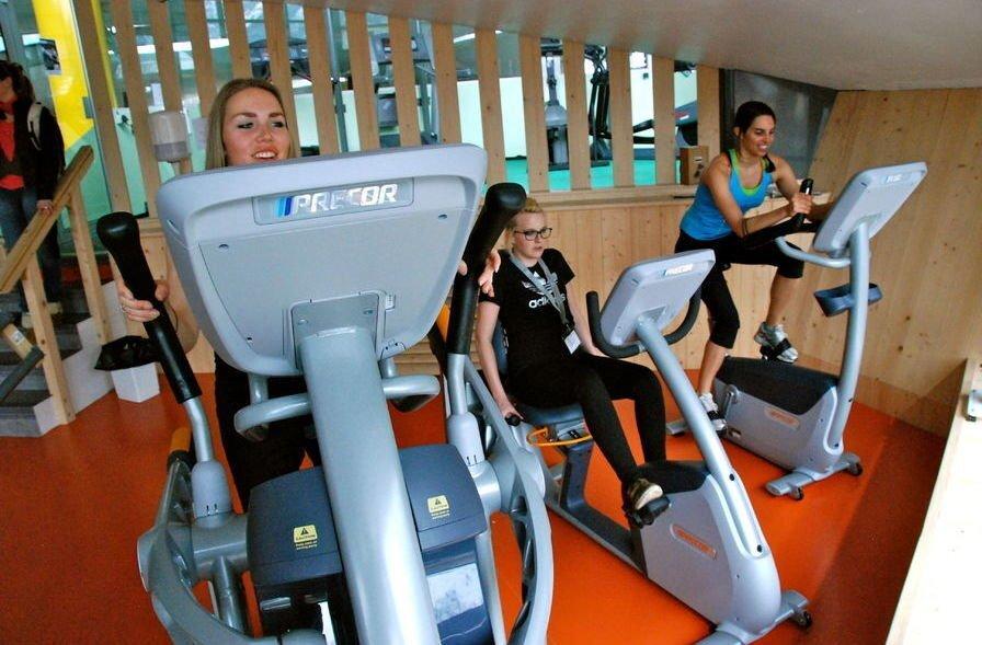 Sports Centres Chamonix