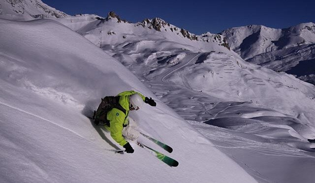 Ski Guides Tignes