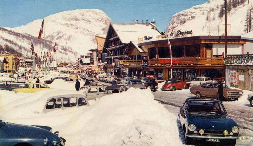 History Val d'Isere