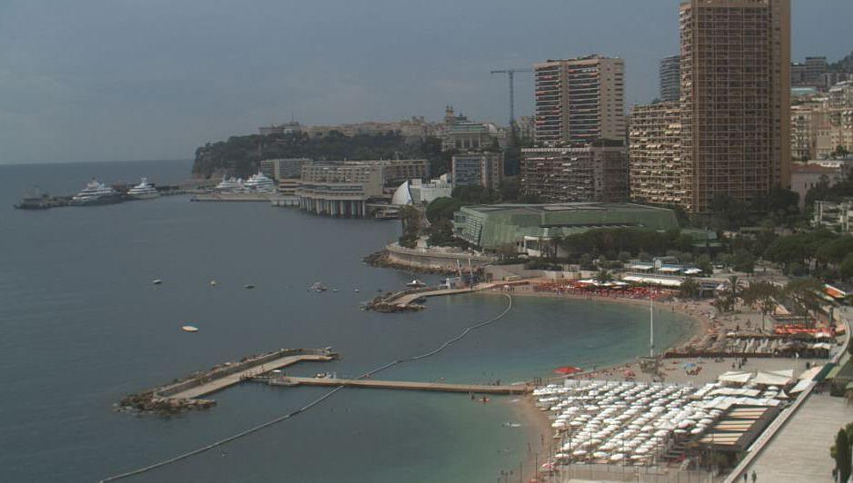 Webcams Monaco