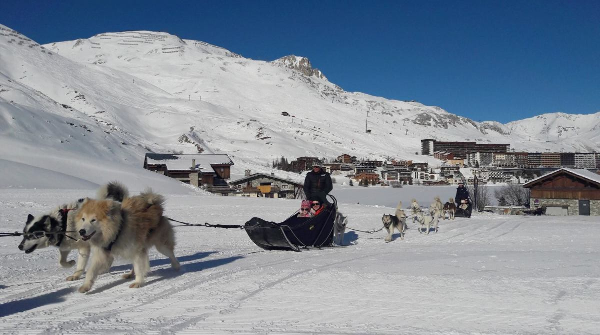 Top 10 things for non-skiers in Tignes winter 2018/19