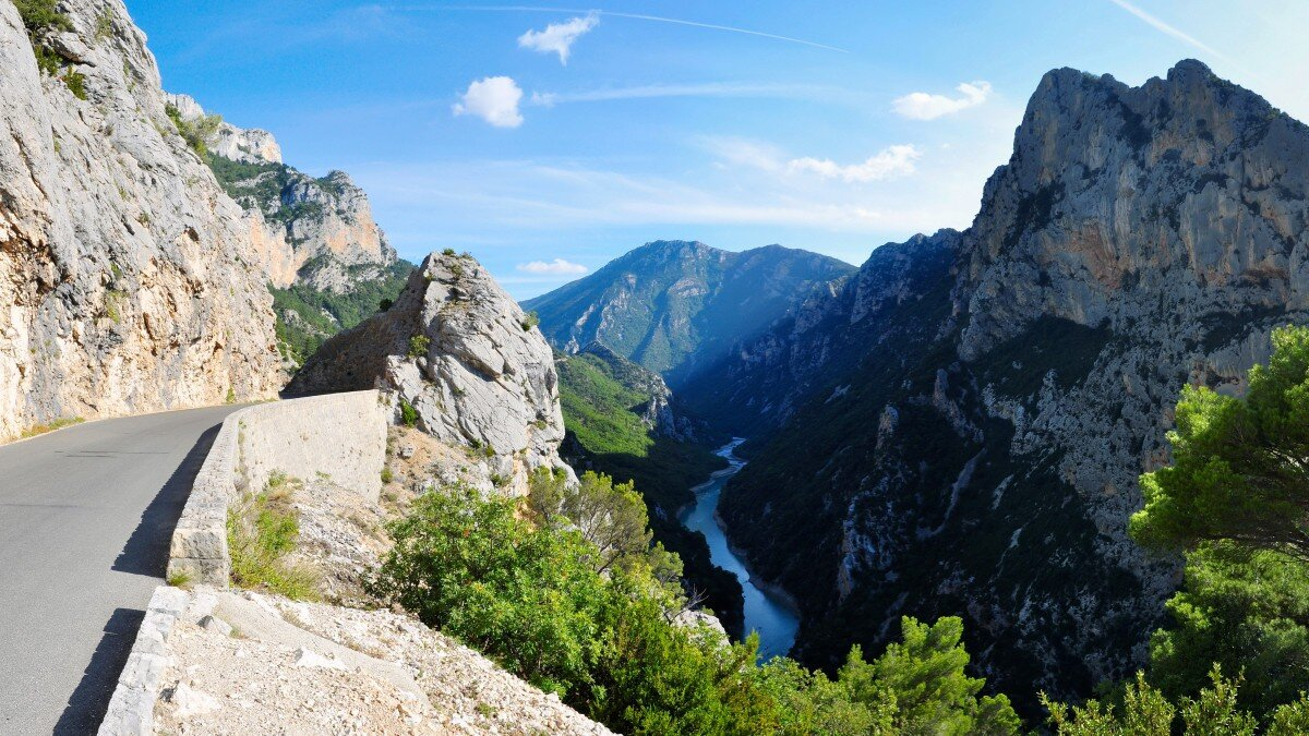 Hiking & Walking Routes Provence