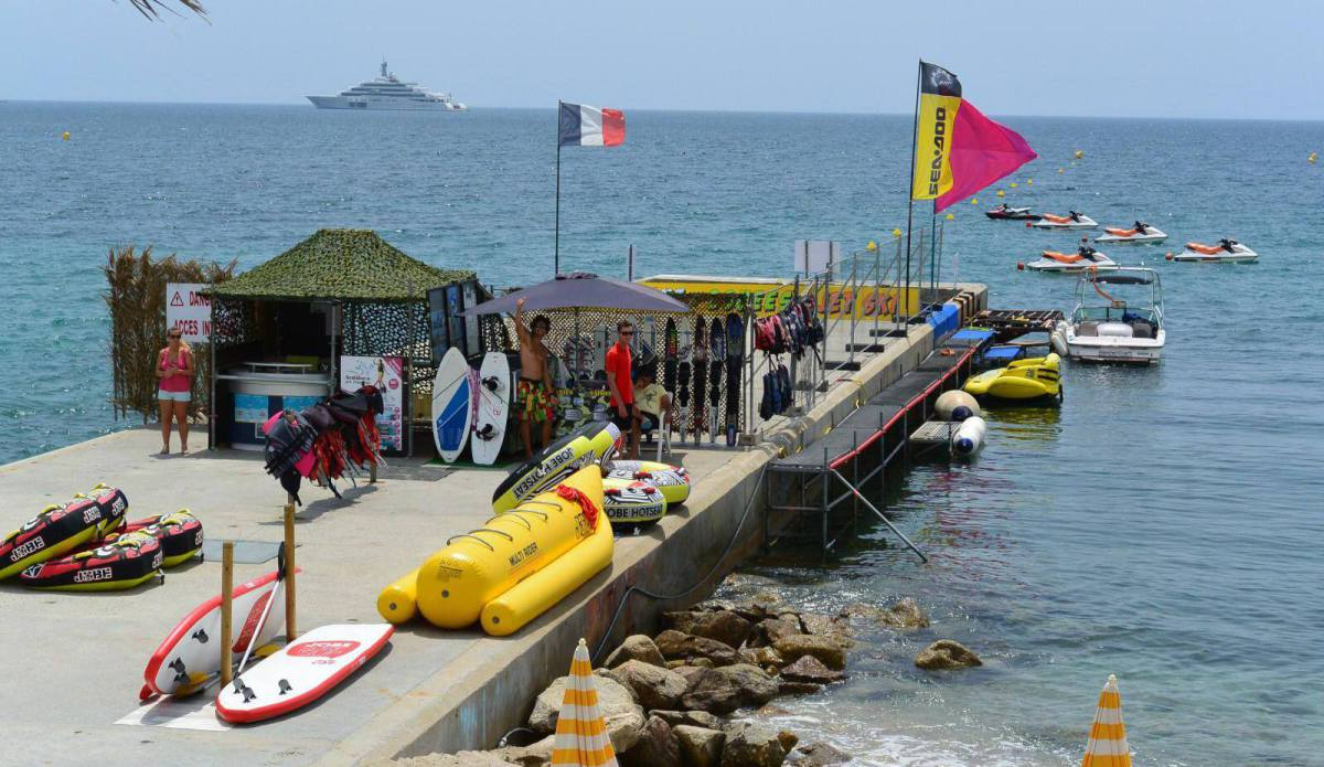 Watersports Guide Antibes