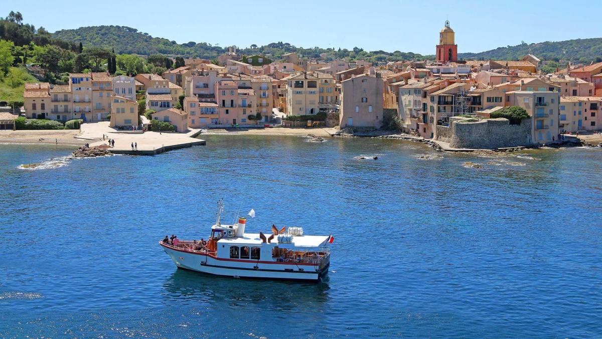Boat Trips Saint-Tropez