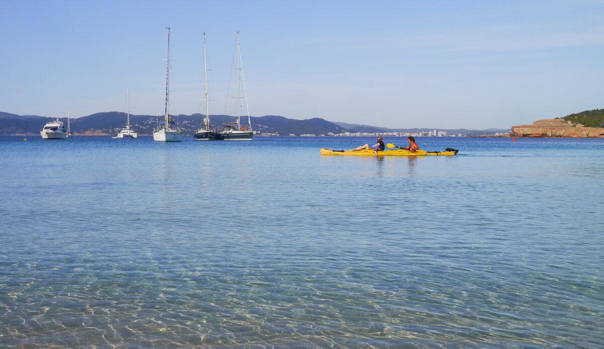 Watersports Guide Ibiza