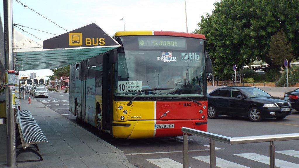 Bus Services Ibiza