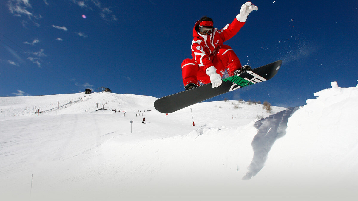 Snowboarding Tips Val Thorens