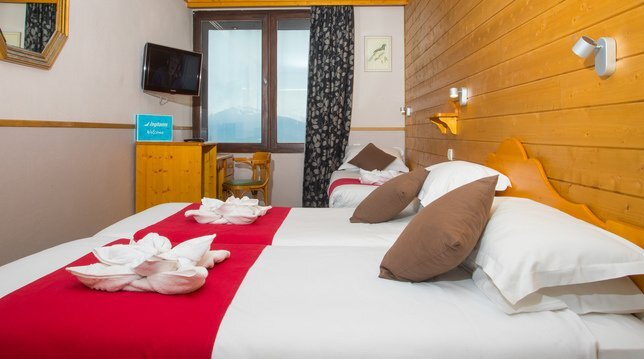 Cheap Hotels Courchevel