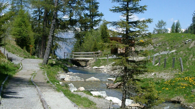 Hiking & Walking Routes Verbier