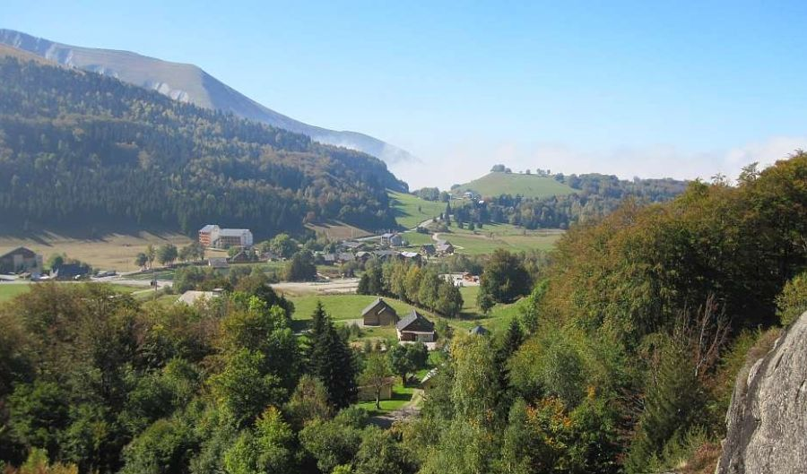 Hiking & Walking Routes Les 2 Alpes