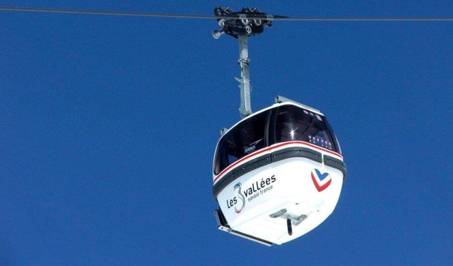 Ski Lifts Guide Val Thorens