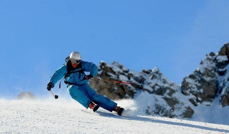 Skiing Tips Les Arcs