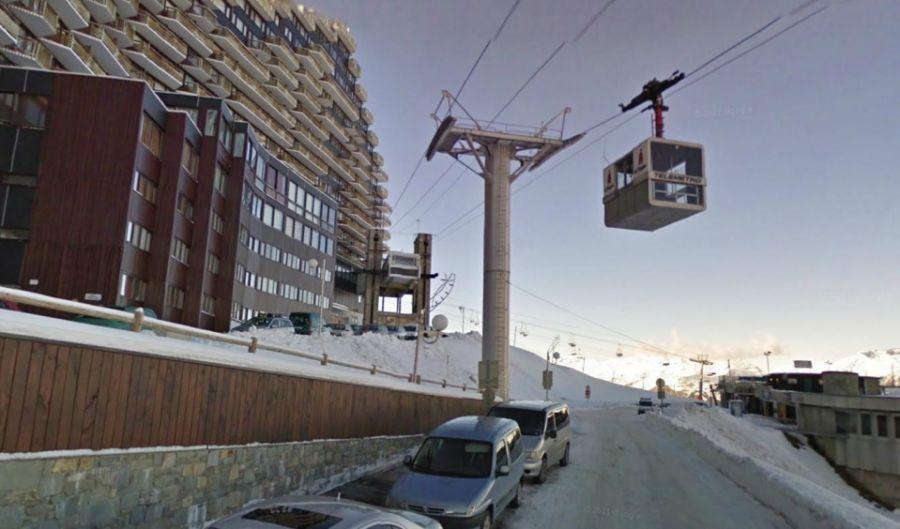 Ski/Lift Pass Offices La Plagne