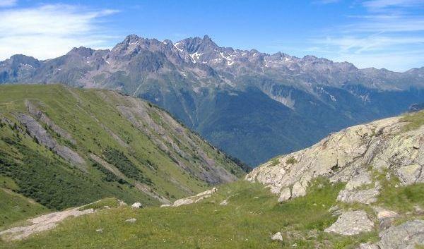 Hiking & Walking Routes Alpe d'Huez