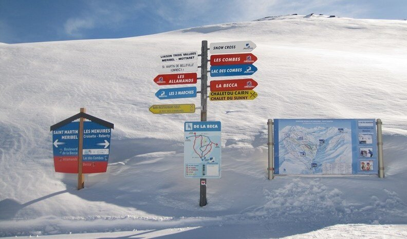 Ski Areas, Pistes & Parks Val Thorens