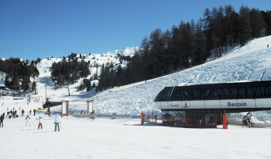 Ski Lifts Guide La Plagne