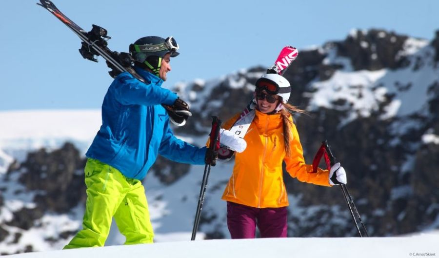 Ski Hire Meribel