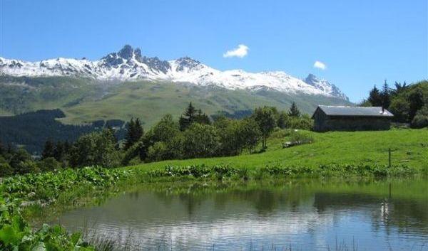 Hiking & Walking Routes Meribel