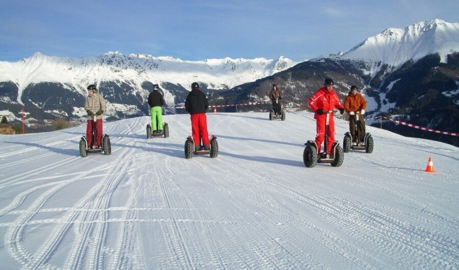 Wintersports Guide Morzine