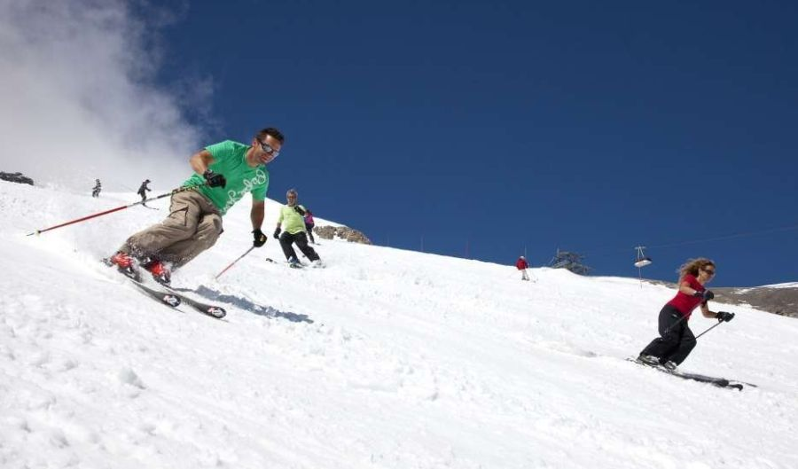 Summer Ski Areas Val d'Isere