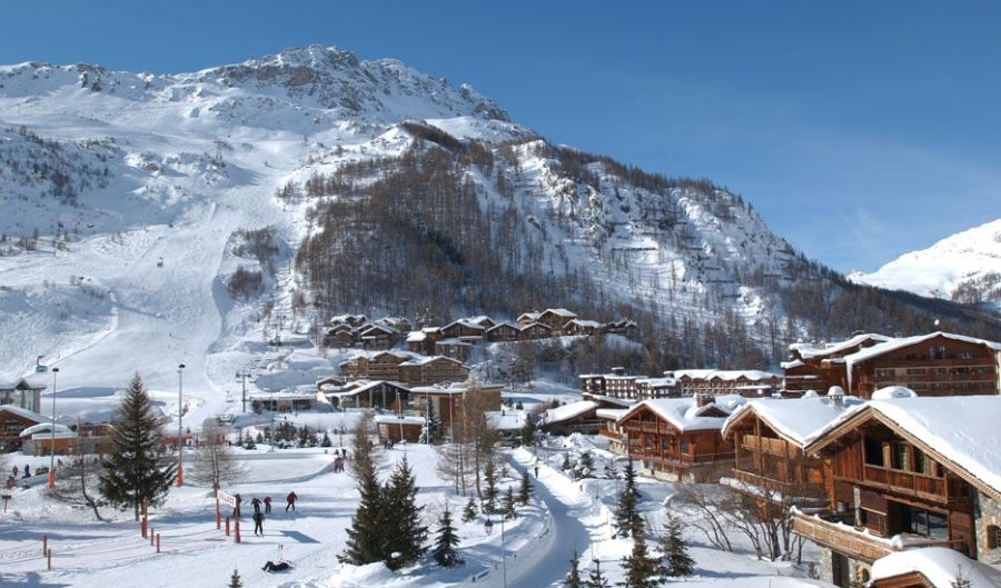 Towns & Villages Val d'Isere