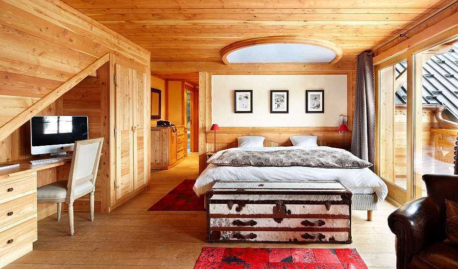 An image of 4* Hotel Chalet Mounier in Les 2 Alpes