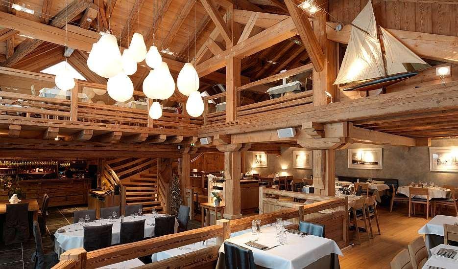 Restaurants Chamonix