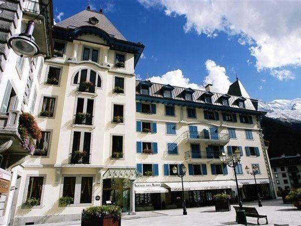 Hotels Chamonix