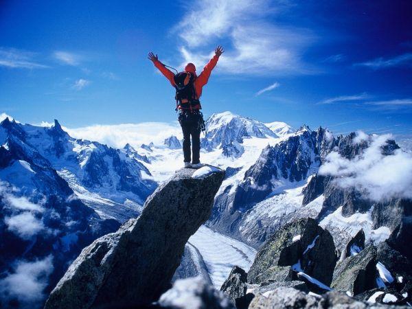 Mountaineering Guide Chamonix