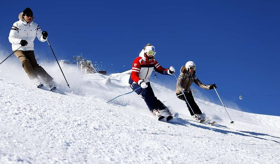 Ski Lessons Courchevel