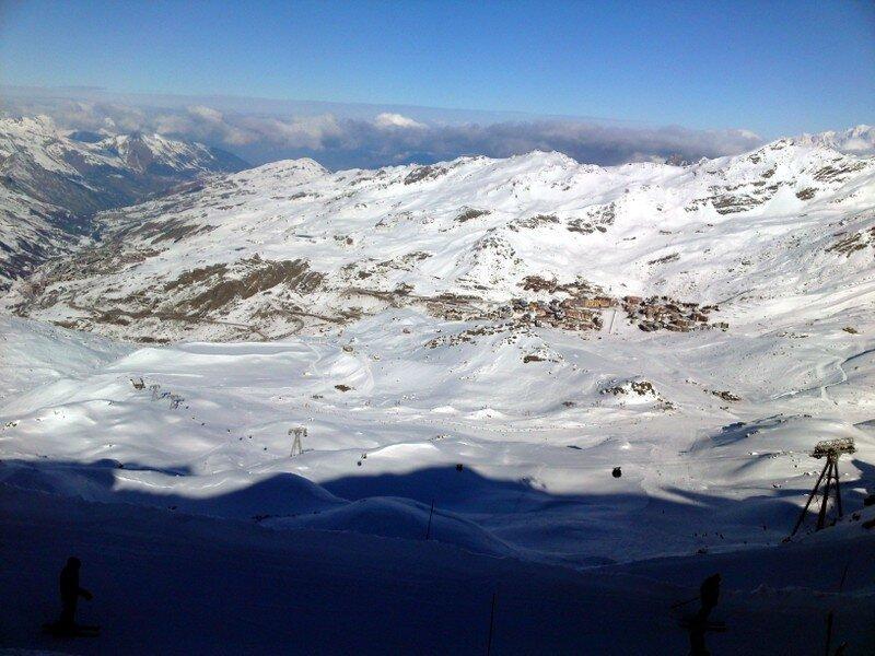 Ski Itineraries Val Thorens