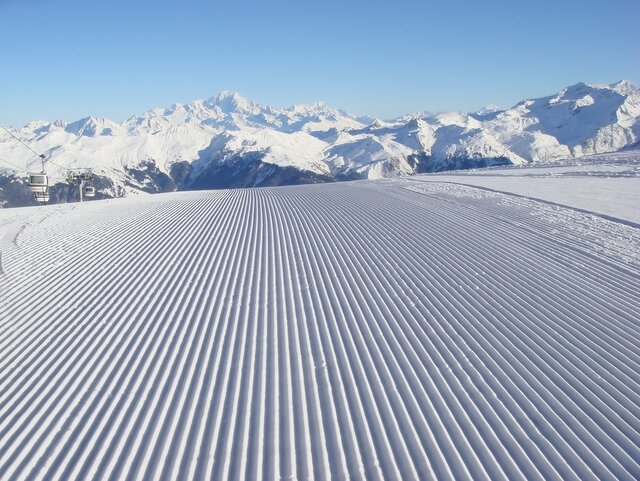 Ski Pass Guide Courchevel