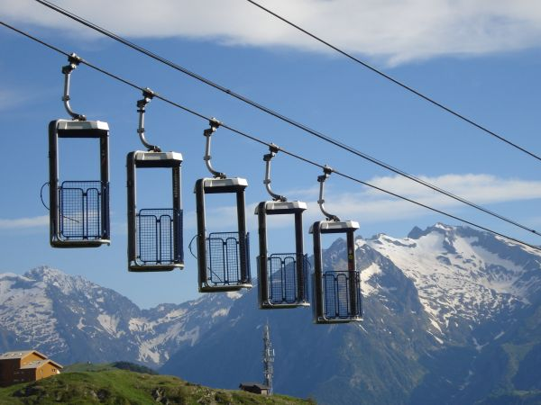 Ski Lifts Guide Alpe d'Huez