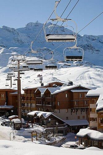 Ski Passes Val Thorens