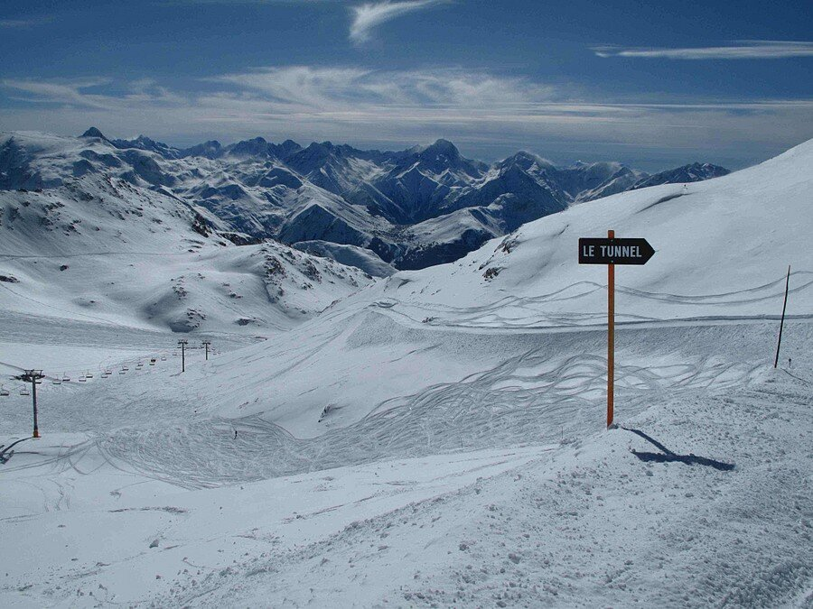 Advanced Areas Alpe d'Huez
