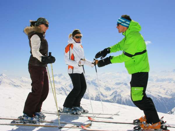 Ski Lessons Val Thorens