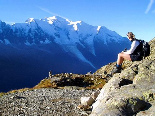 Hiking & Walking Guide Chamonix