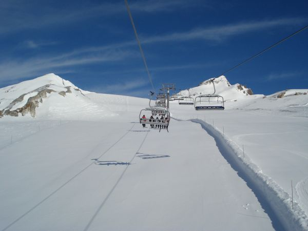 Ski Lifts Guide Tignes