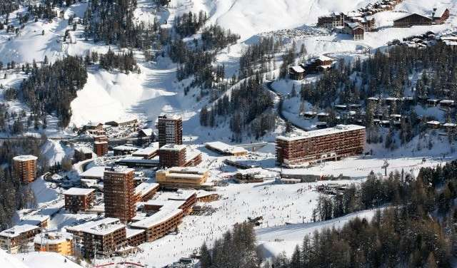Beginners Areas La Plagne