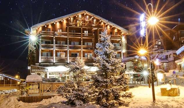 Chalet Hotels Tignes