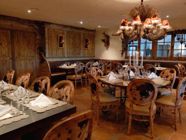 Restaurants Courchevel