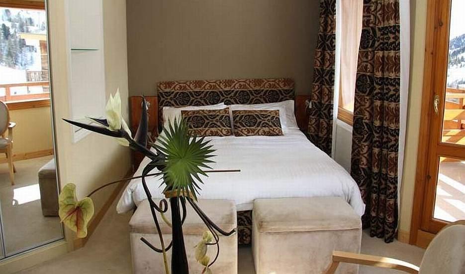 Luxury Hotels La Plagne