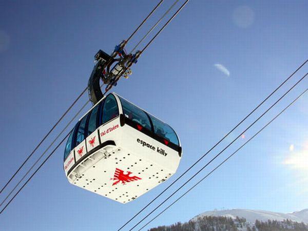 Ski Itineraries Val d'Isere