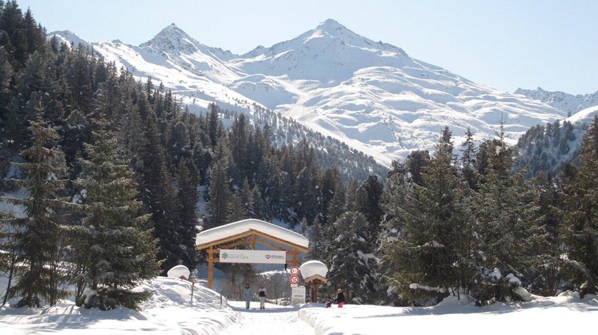 the tueda nature reserve