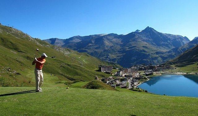 Golf Courses Tignes