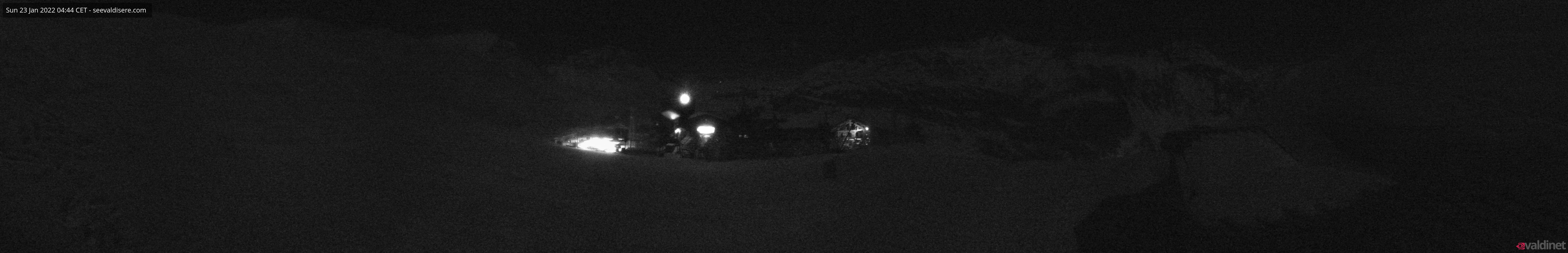 Webcams Val d'Isere